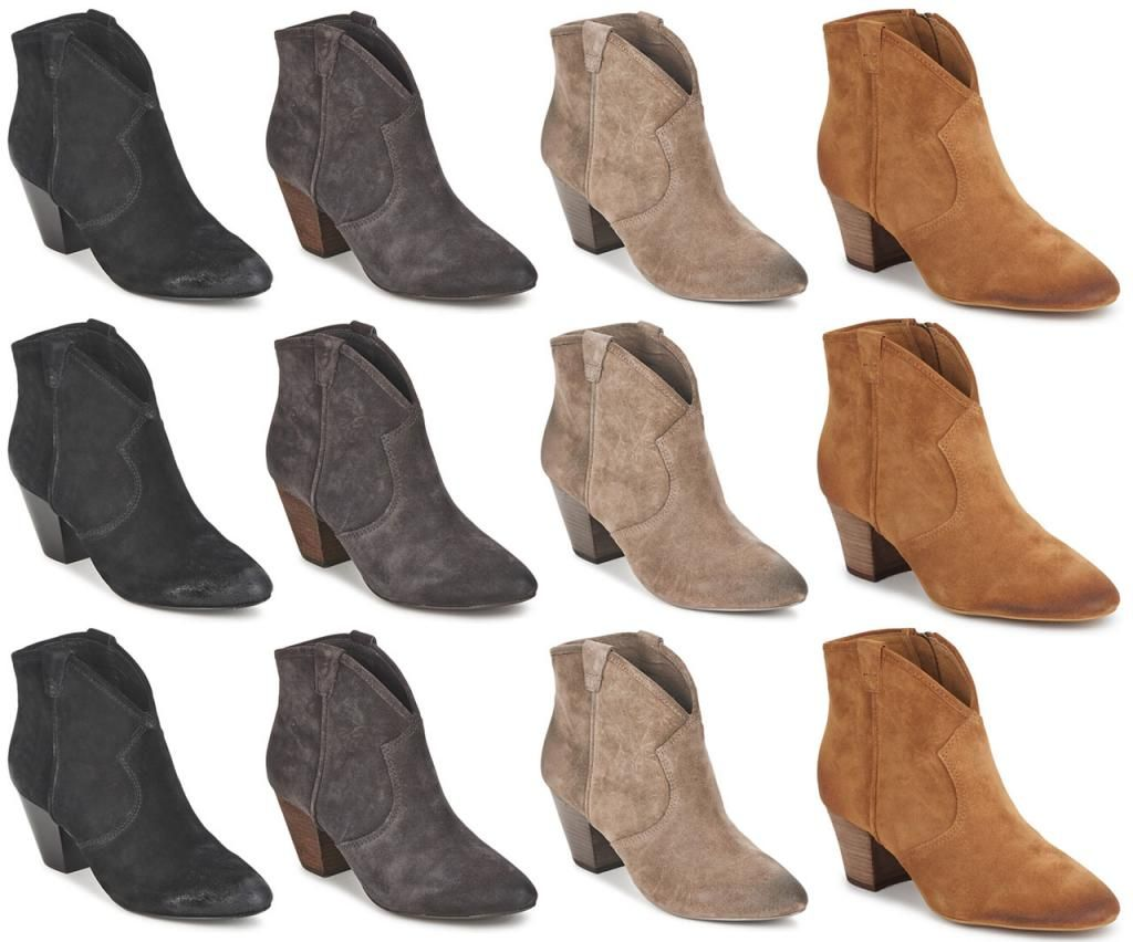 craving: ash ankle boots