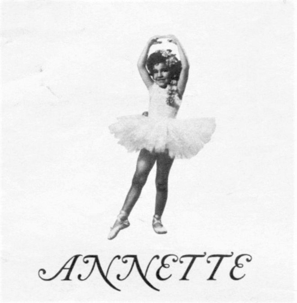 Sweet Annette