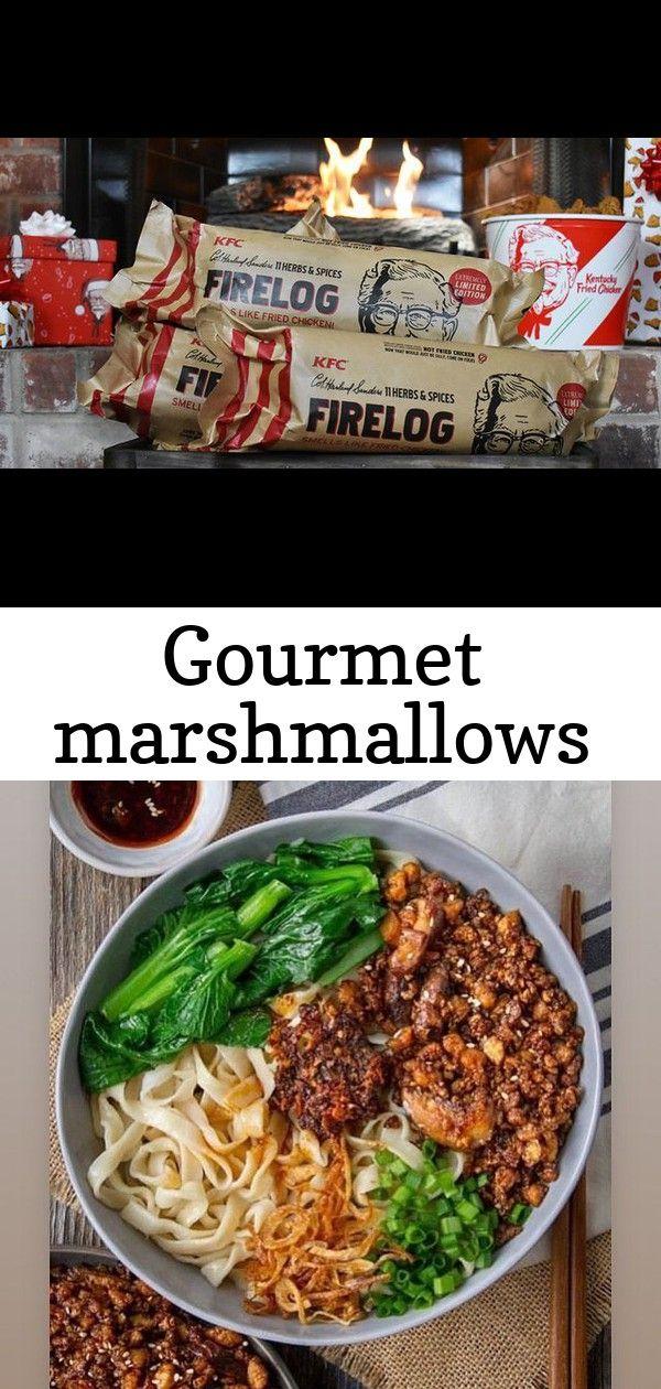 Gourmet marshmallows #labordayfoodideas
