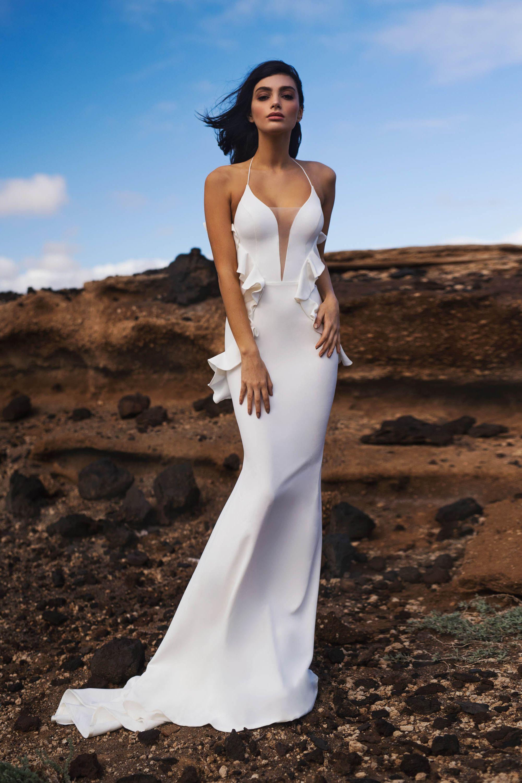 Jessa In 2019 Blammo Biamo Ocean Dream Luxury Wedding Dress