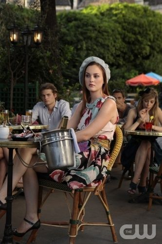 """""""Belles de Jour"""" - Leighton Meester as Blair in GOSSIP GIRL on The CW. Photo: Giovanni Rufino/The CW ©2010 The CW Network, LLC. All Rights Reserved."""