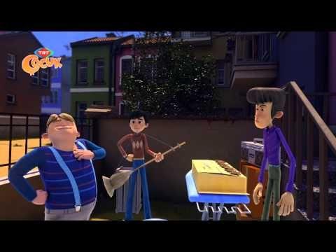 Animation Movie Panosundaki Pin