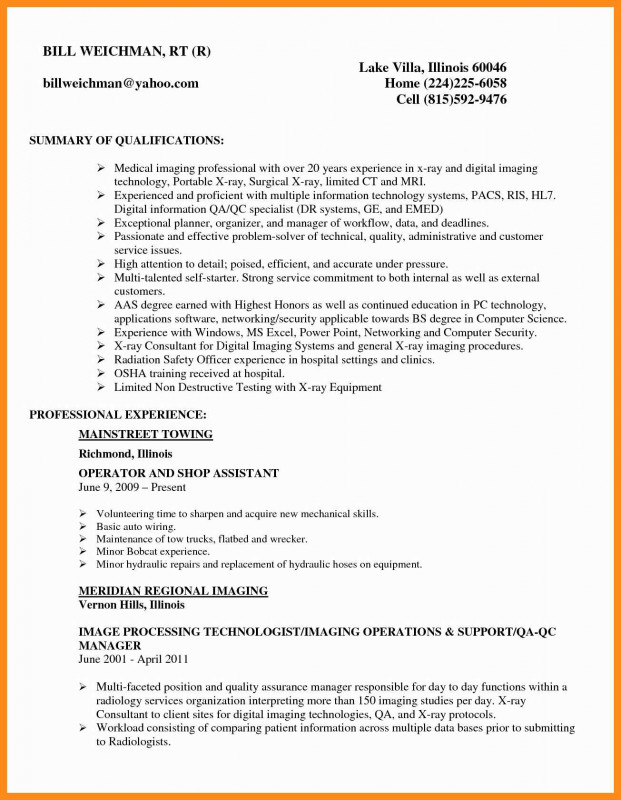Chiropractic X Ray Report Template Awesome 12 13 Mri Technologist Resume Examples Lascazuelasphilly Com Report Template Resume Examples Mri Technologist
