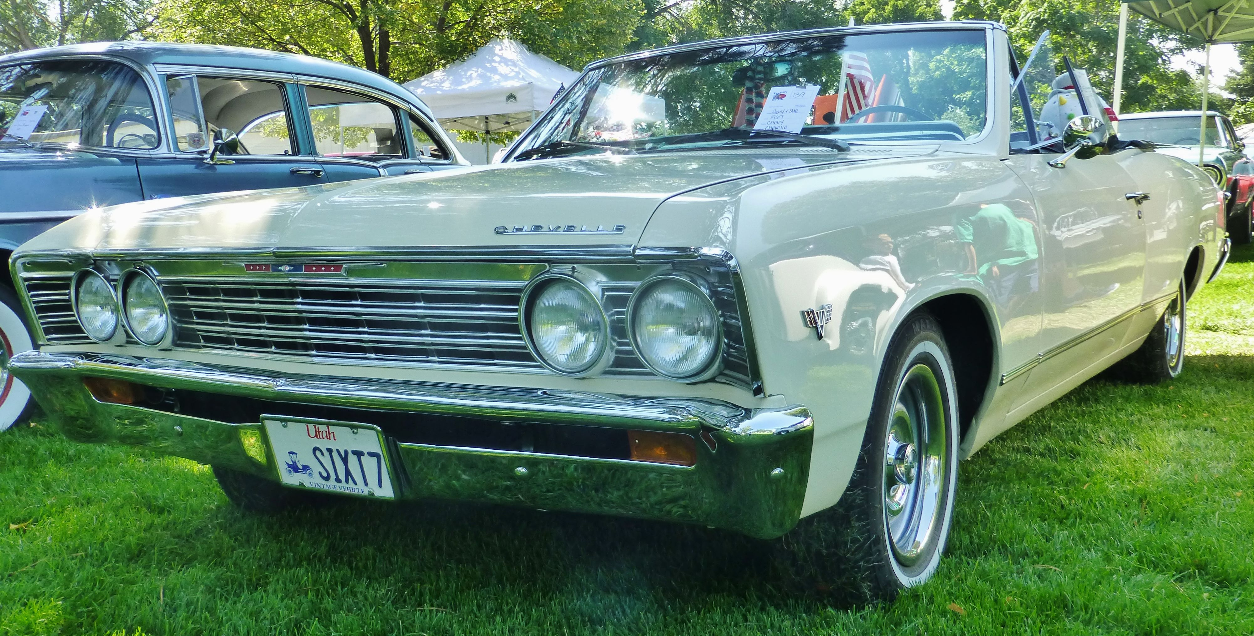 1967 Chevrolet Chevelle. Photography by David E. Nelson, 2017 ...
