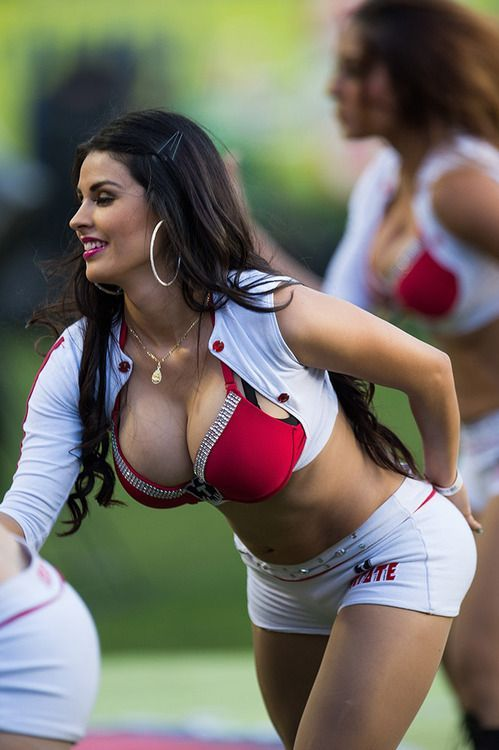 Much cheerleaders hot tits nfl absolutely not agree