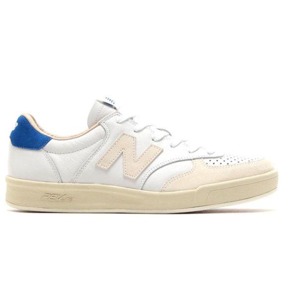 New Balance CRT300 - White/Blue