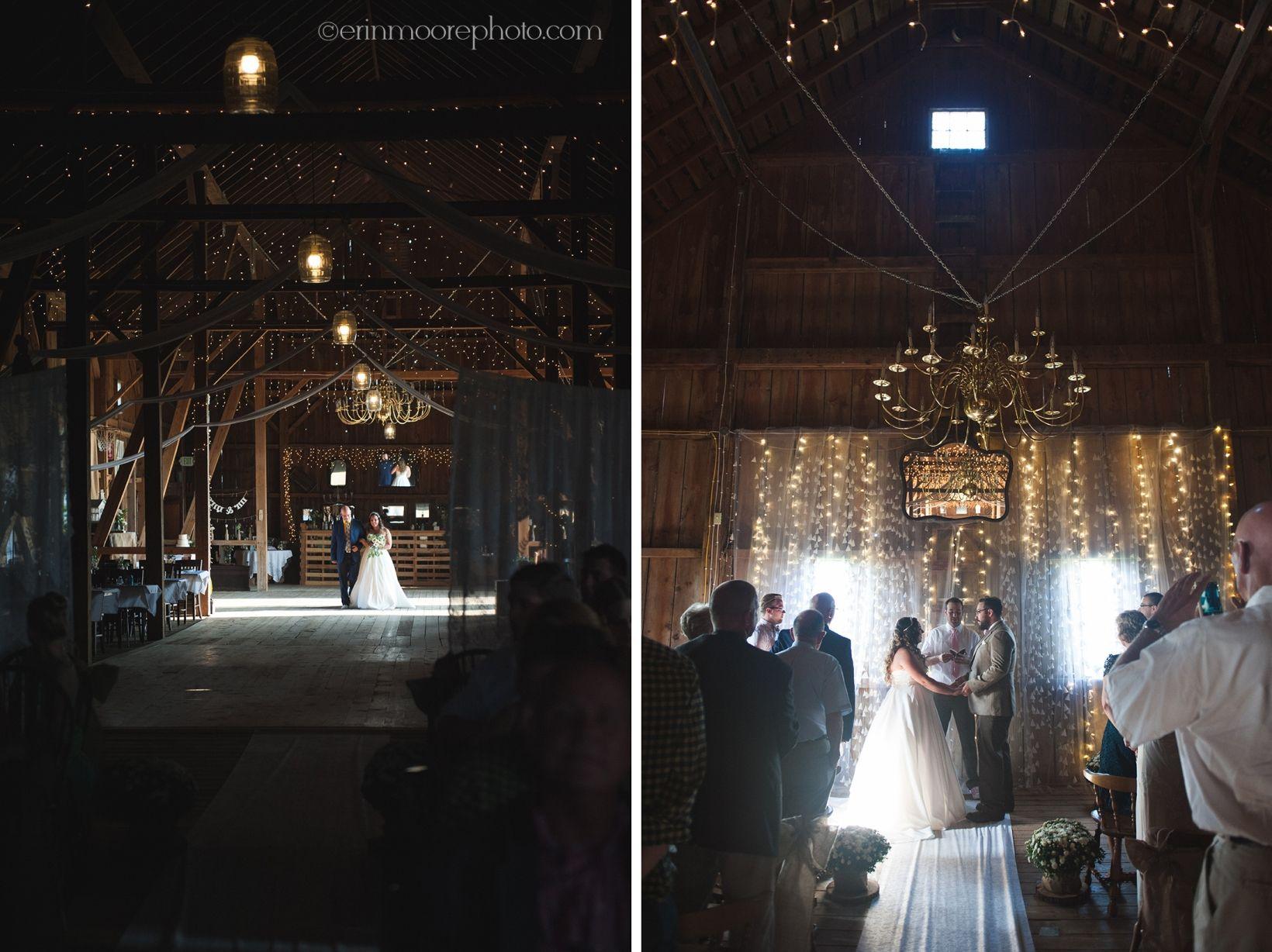 Grace + Michael   Bennett Barn   Watertown, WI Wedding ...