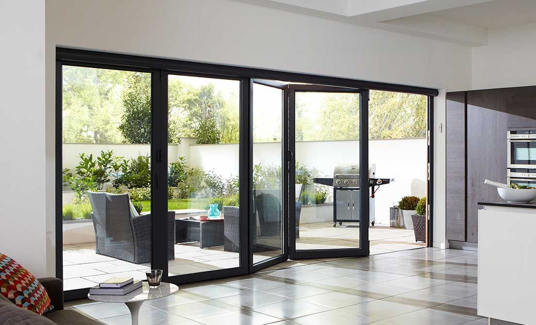 Vision Design Projects Architectural Bi Fold Doors By Origin