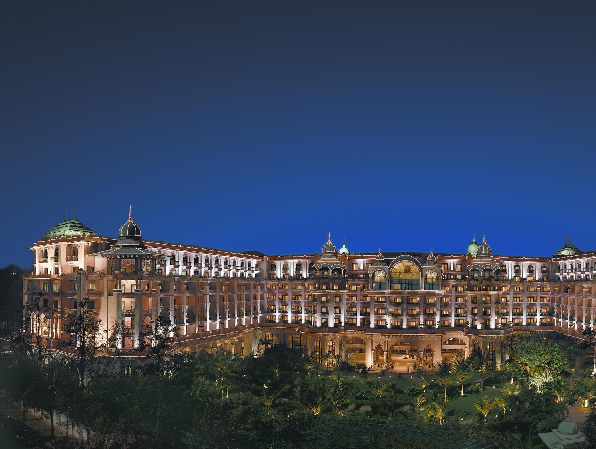 Bangalore The Leela Palace Bangalore India, Asia Ideally