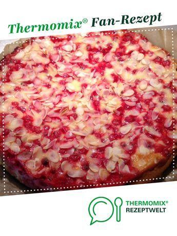 Johannisbeer Schmand Kuchen Rezept Thermomix Pinterest