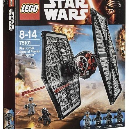 Oglne Lego Star Wars First Order Special Forces 75101 Pochodzi Z