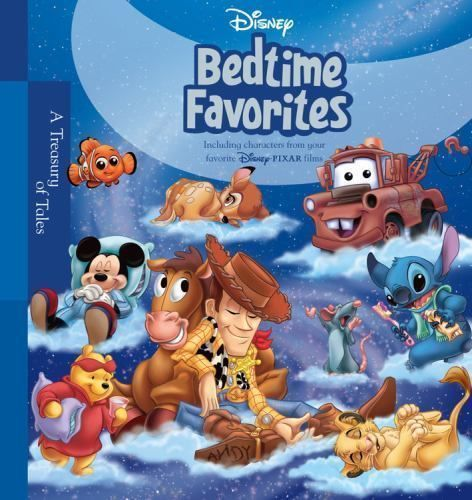 Disney Bedtime Favorites Storybook Collection By Scooby Doo