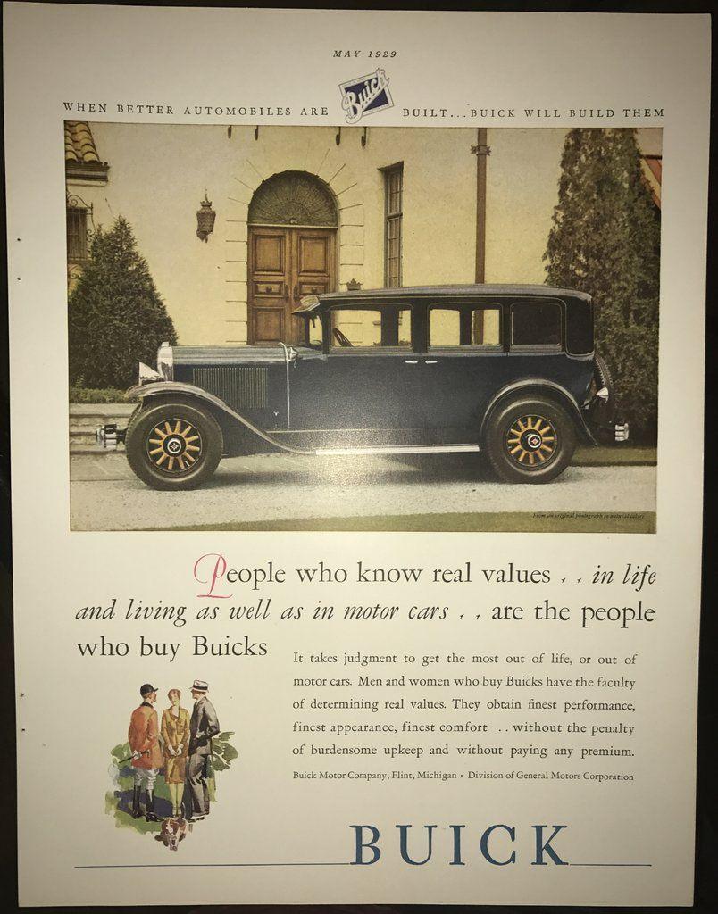1929 Buick - \