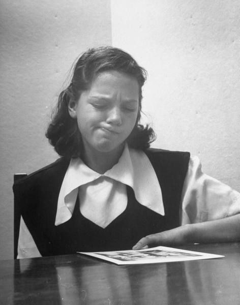 1948, Martha Holmes, Teenagers' Psychoanalysis  (via LIFE