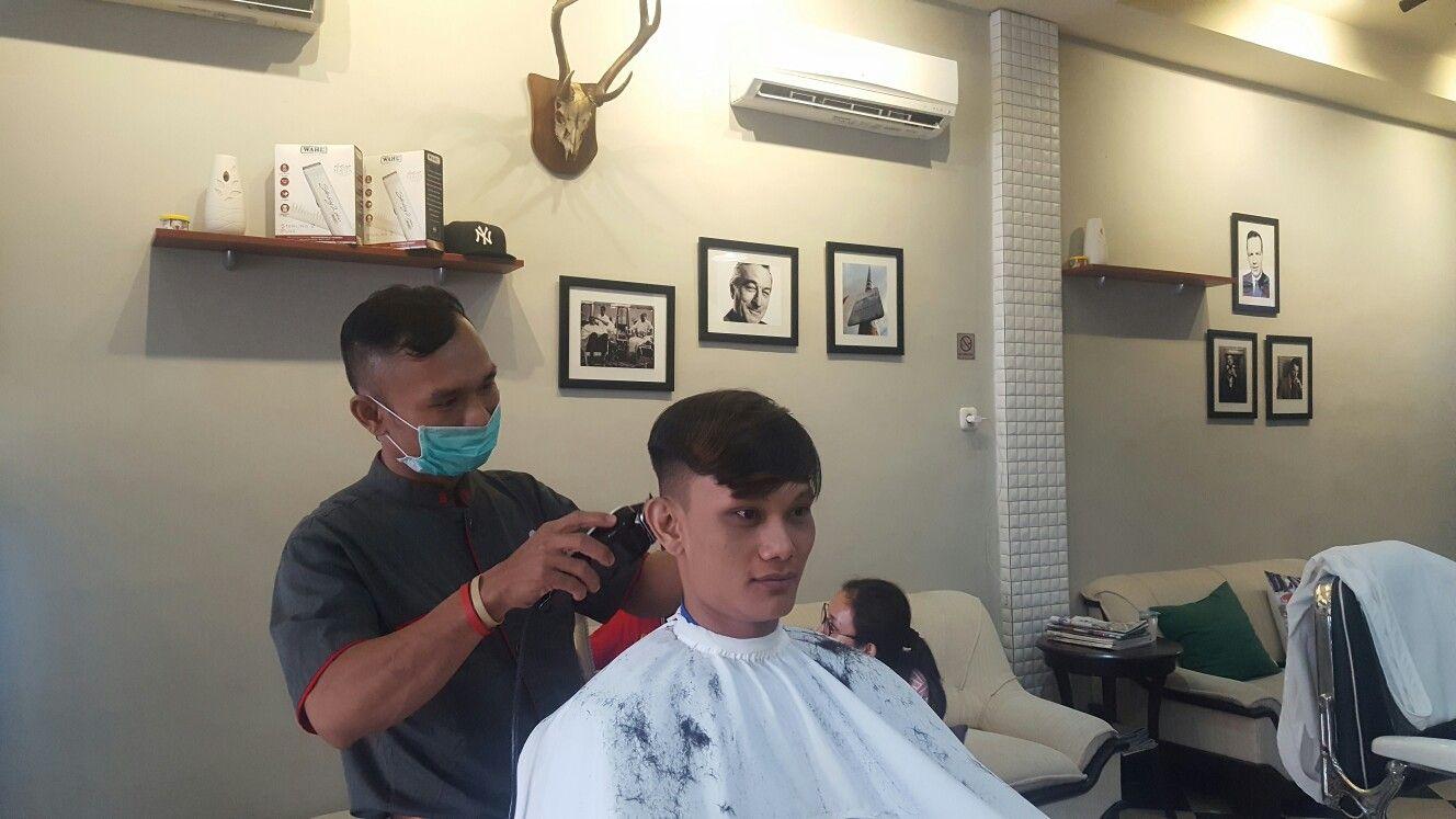 Barbadox Barbershop Medan Indonesia Barbadox Barber Shop Medan - Hairstyle barbershop indonesia