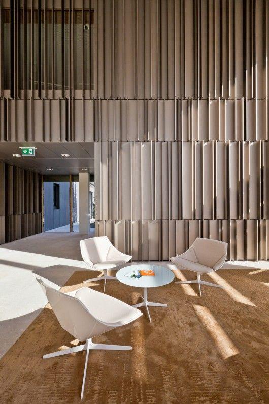 Enovos luxembourg headquarter jim clemes atelier d for Designhotel luxemburg