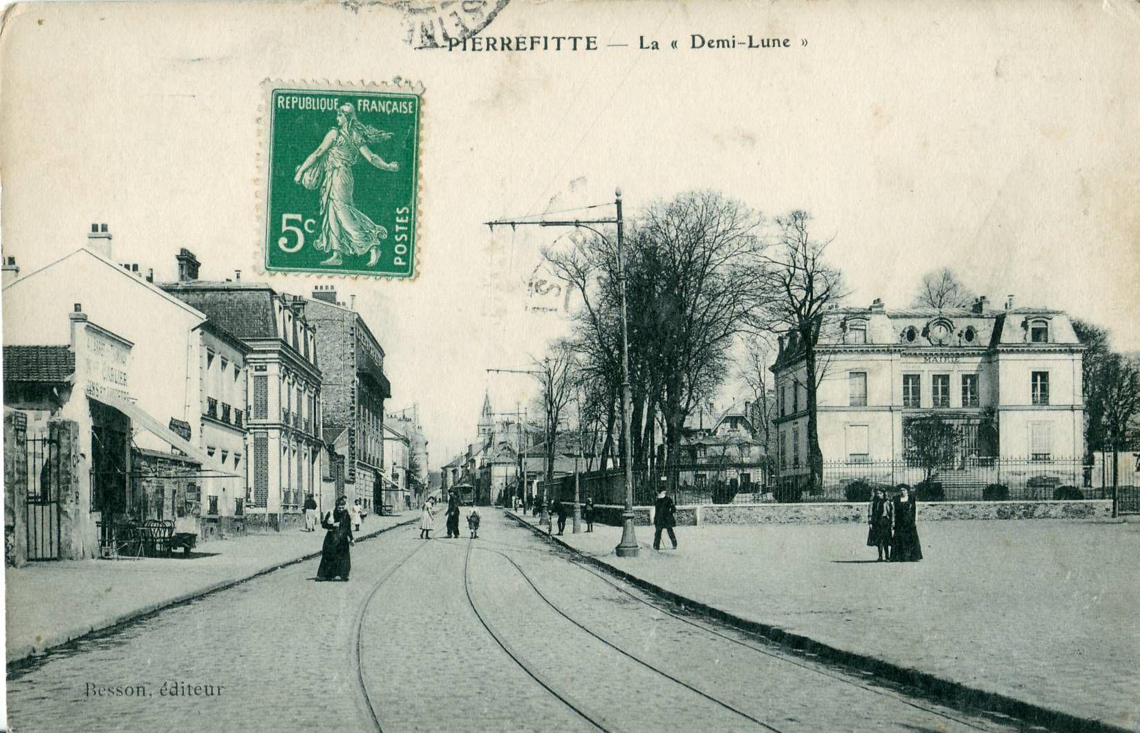Pierrefitte la demi lune | Saint denis, Banlieue, Paris