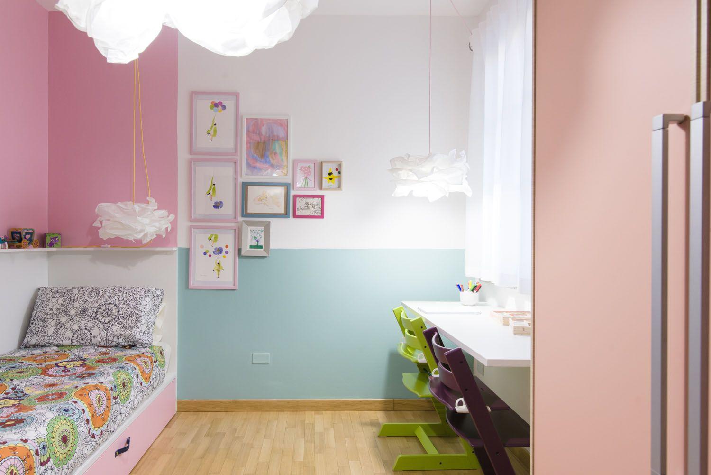 Idee Pittura Cameretta Bambina cameretta bambina | camerette, arredamento, colori