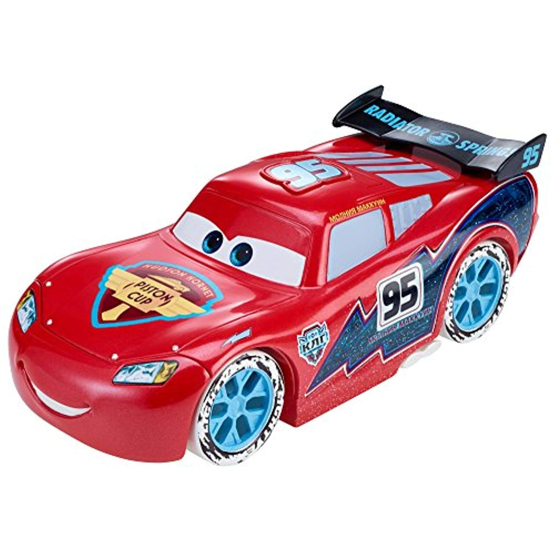 Disney/Pixar Cars Ice Racers Large Lightning McQueen
