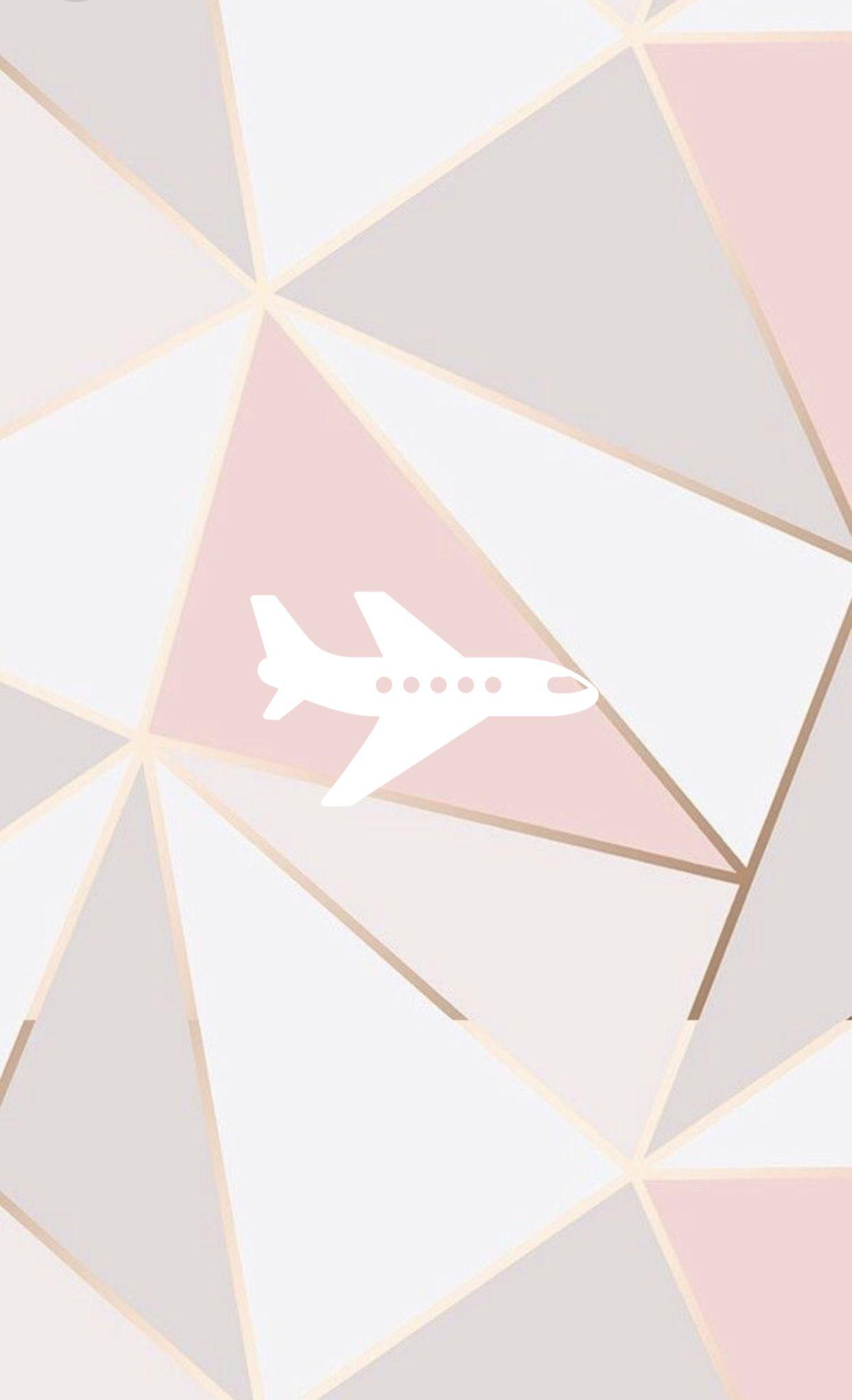 Geometric Design Travel Instagram Highlight Cover Papel De