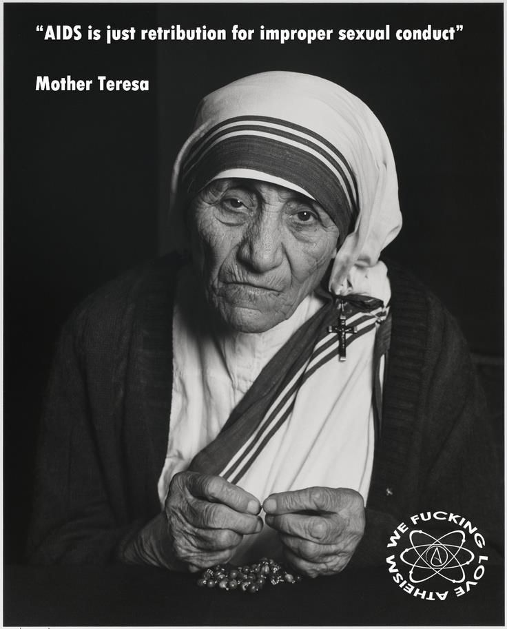 The missionary position mother teresa