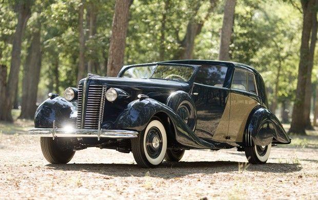 Gooding Co 1938 Buick Limited Series 80 Opera Brougham Buick Gooding Opera
