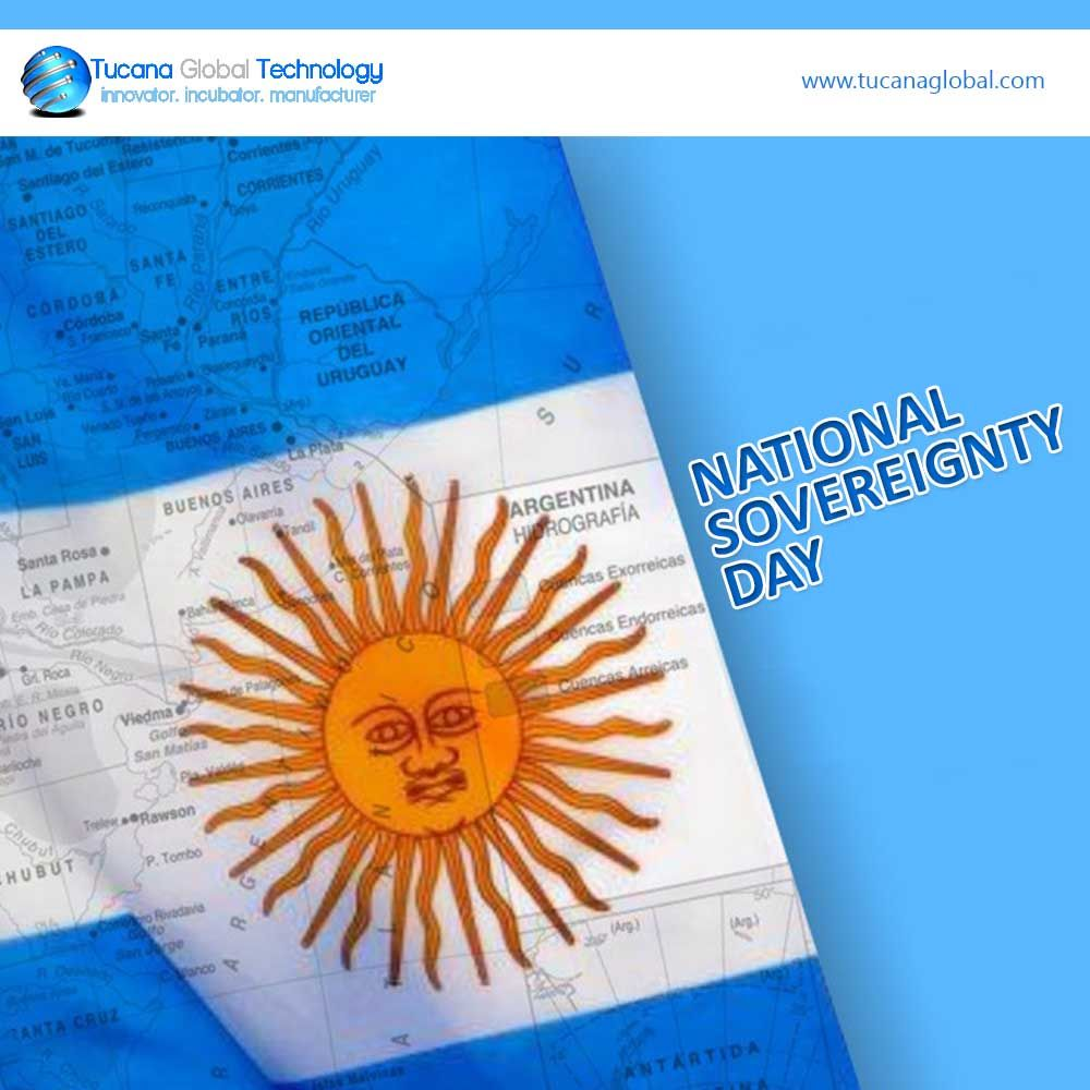 Happy #National #SovereigntyDay in #Argentina