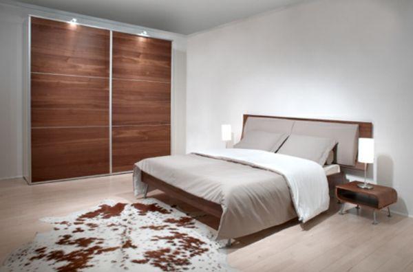 Decoration de chambre a coucher tapis motifs animaliers
