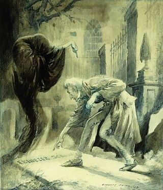 Pin by Sue Natalizia on SCROOGE, JACOB MARLEY AND THE SILENT GUIDE.   Christmas carol characters ...