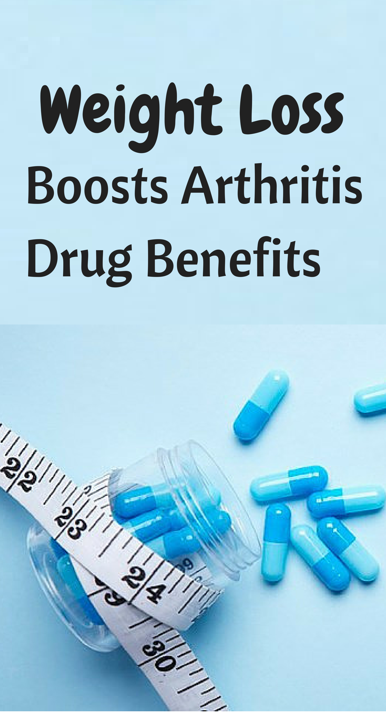5 Percent Weight Loss Boosts Psoriatic Arthritis Drug Benefits