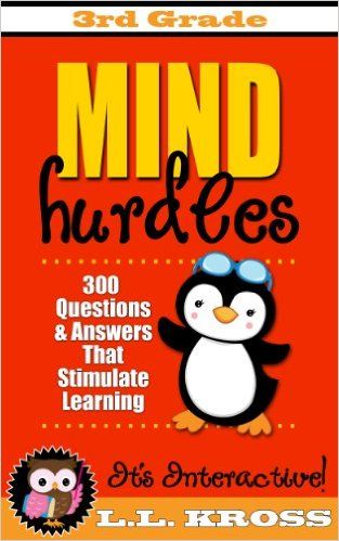 Amazon.com: Grade 3: 300 Interactive Questions and Answers That Stimulate Learning Books For Kids: Mind Hurdles eBook: LL Kross: Kindle Store