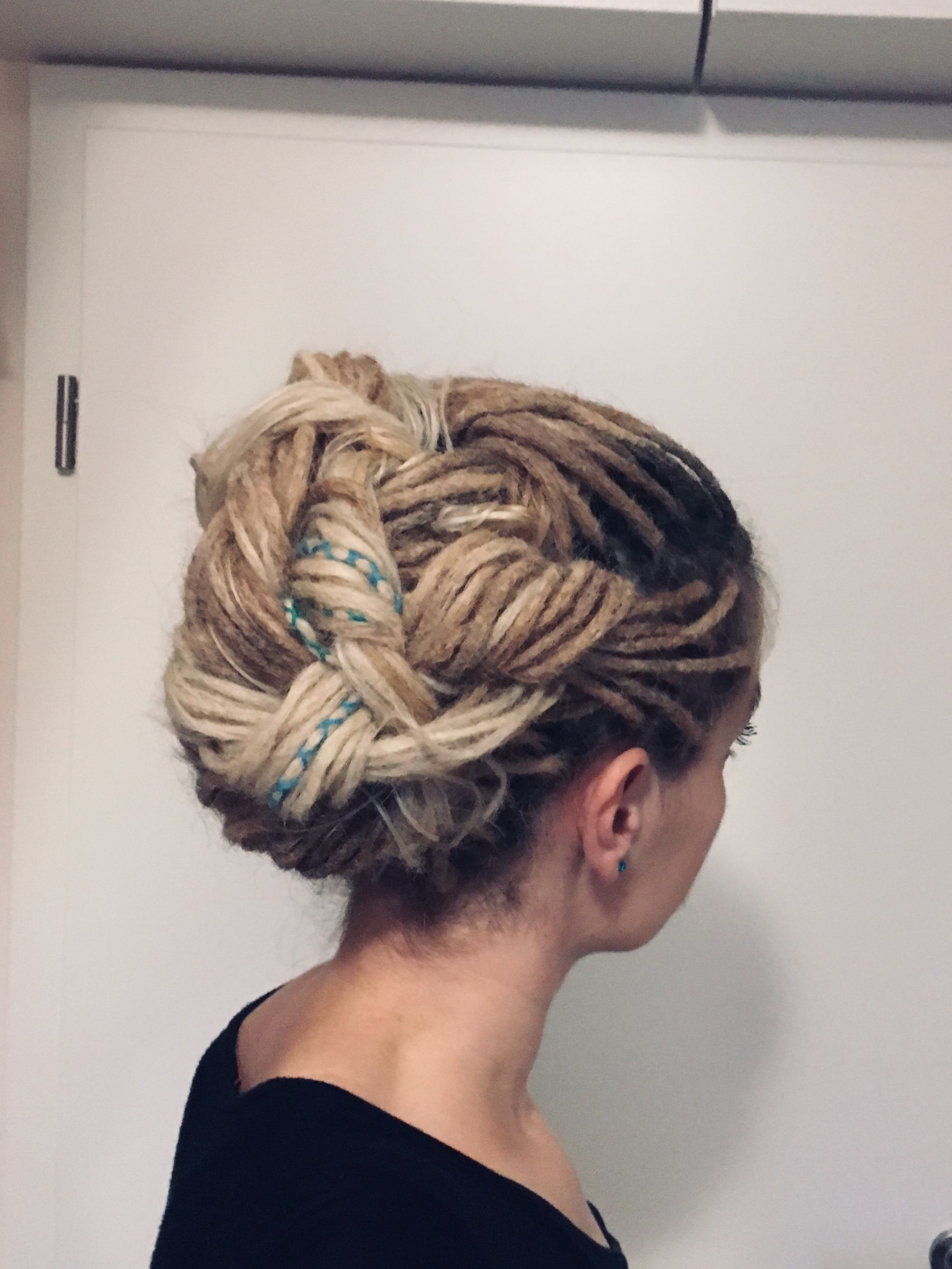 #dreadhairstyles
