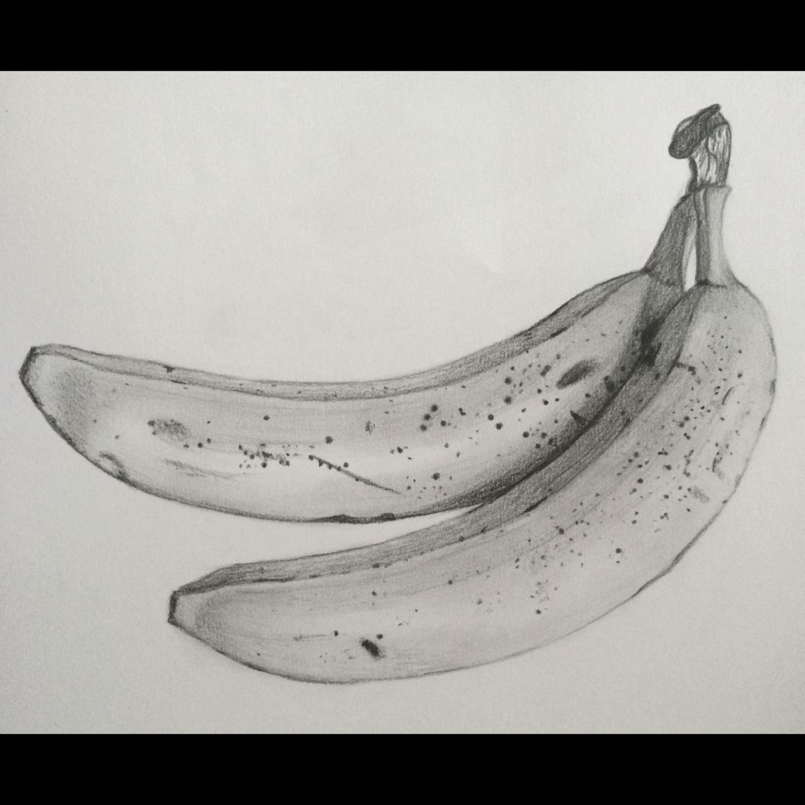 Banana drawing things i want to draw in 2019 drawings art