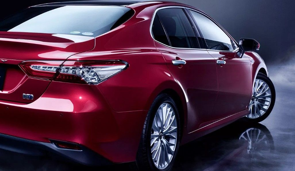 2021 Toyota Camry Interior And Exterior Color Options