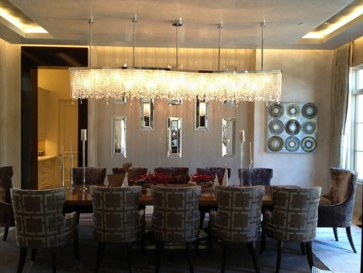 20 Amazing Modern Dining Room Chandeliers Dining Room Remodel Dining Room Chandelier Dining Room Lamps