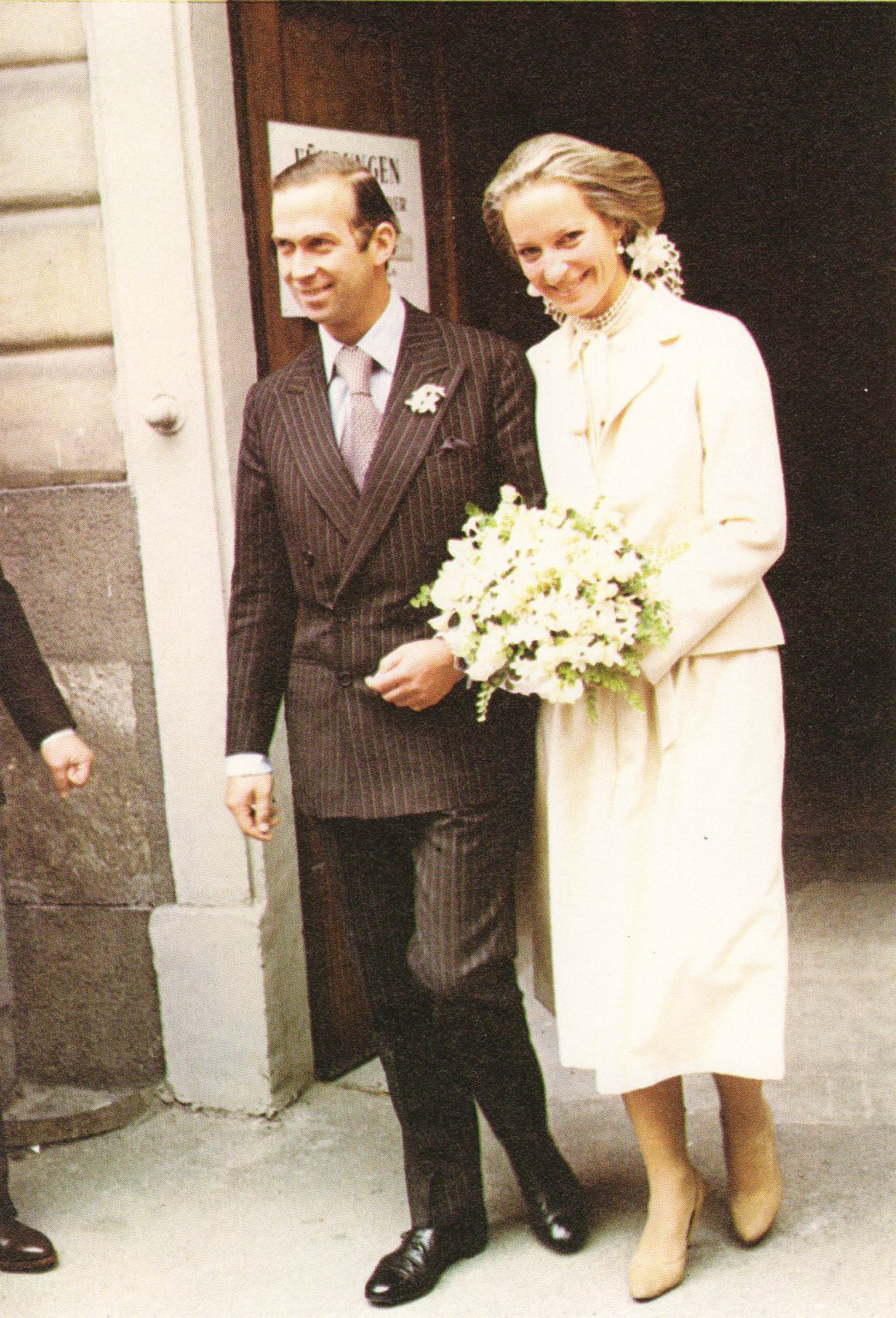 35th wedding anniversary of prince michael of kent and