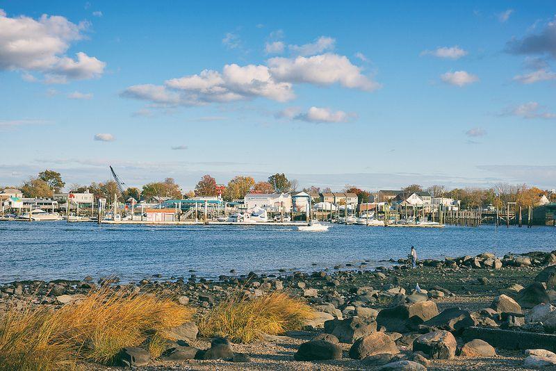 Orchard Beach And City Island Bronx New York City City Island New York City Bronx