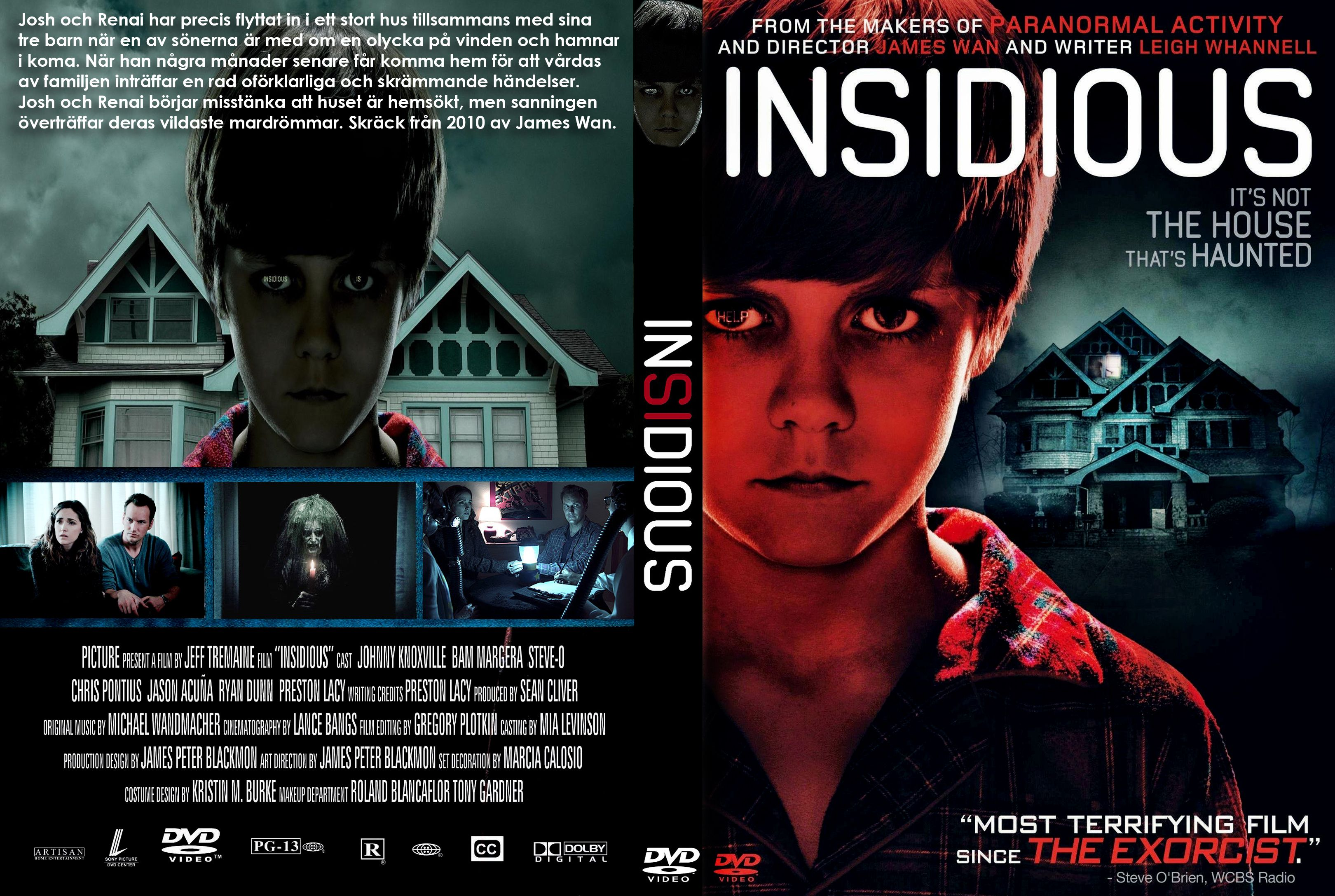 movie front covers covers box sk insidious high quality dvd