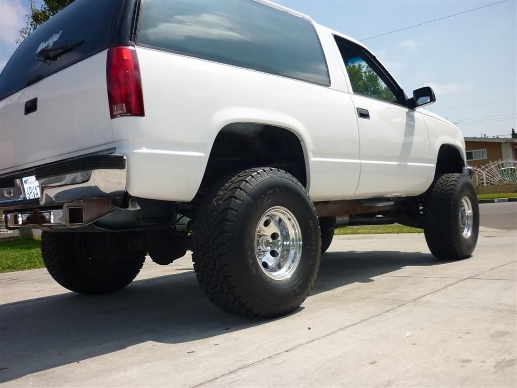 1993 Chevy Tahoe 2 Door 4x4 For Trade Or Sale Chevy Tahoe Chevy