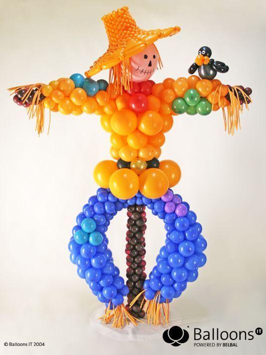 BalloonsIT Halloween on BalloonsIT Fotos Pinterest Globo