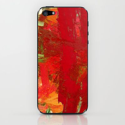 Tauromaquia iPhone & iPod Skin by Fernando Vieira