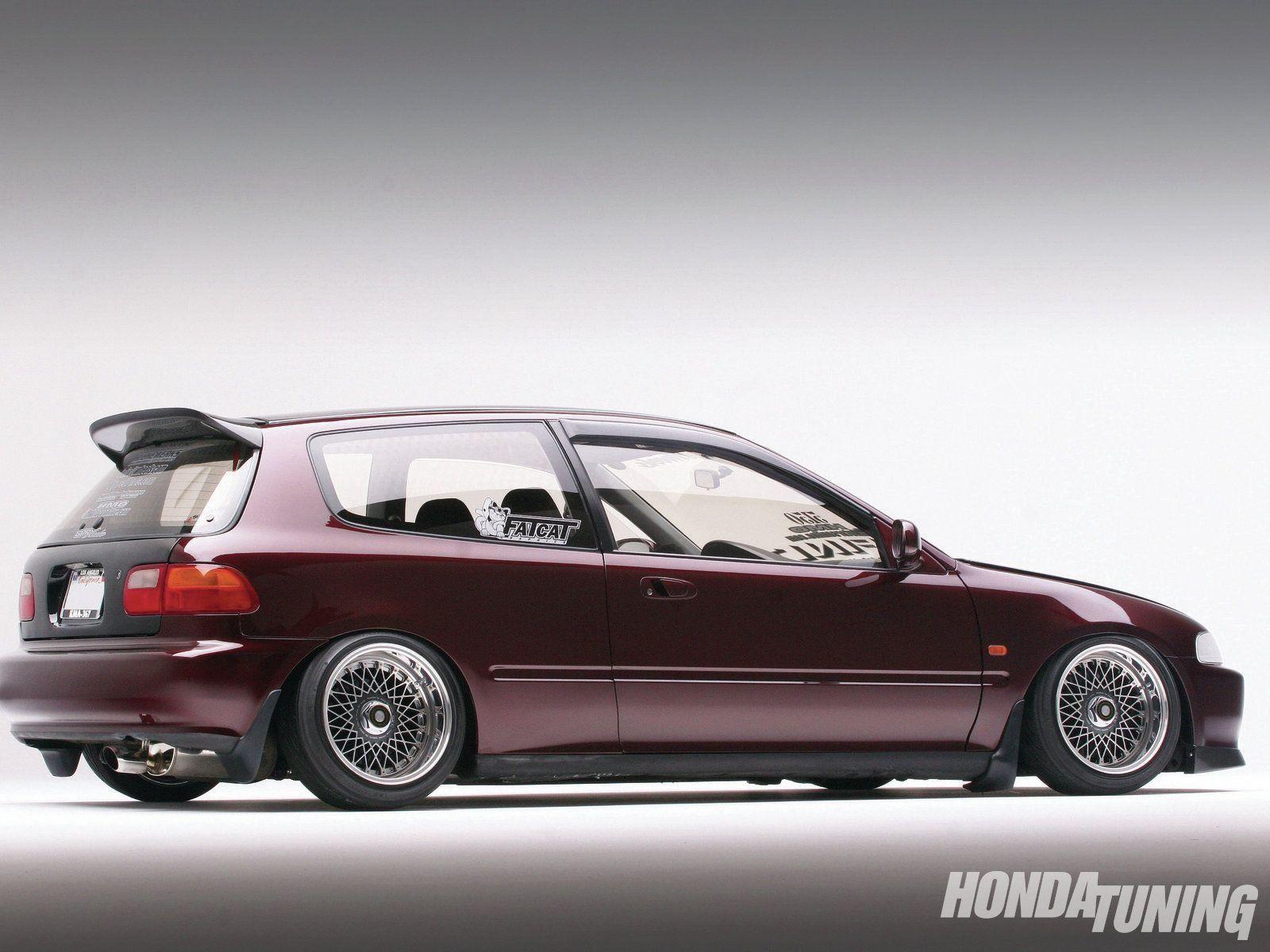 Honda Civic Type R Coupe Tuning 1 Honda Civic Hatchback Honda Civic Type R Honda