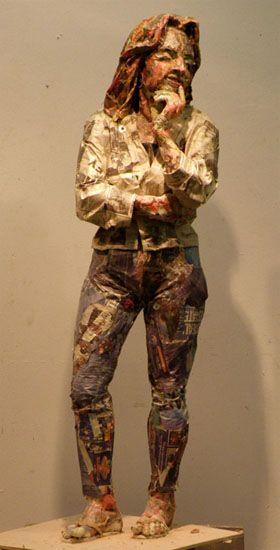 Will Kurtz, figurative artist and sculptor