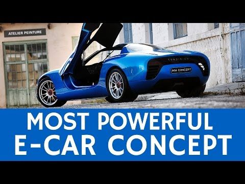 Toroidion 1mw Most Ful Electric Car 1341 Horse 1 Megawatt You
