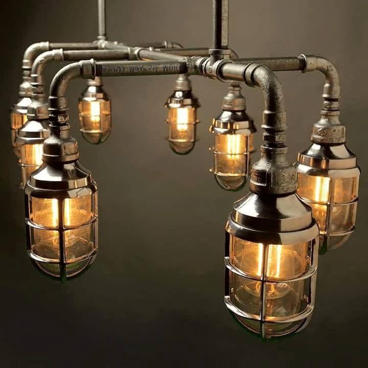 Lampade vintage come ai tempi di Edison Lampade, Design