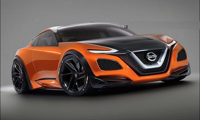 The New 2018 Nissan Z Is The Upcoming Model From A Well Known Japanese Car Maker At Present As Not Much Information Is Revealed Nissan Z Nissan Z Cars Nissan