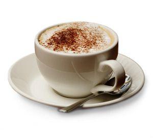 البيت السعيد طريقة عمل اللاتية الساخن Gourmet Coffee Cappuccino Food And Drink