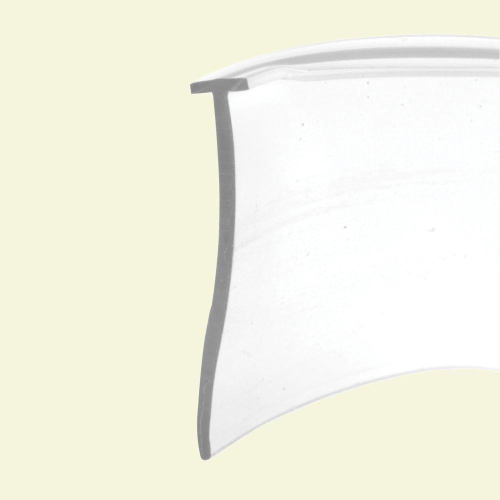 Tapered Shower Door Bottom Seal And Sweep T Type Httpsourceabl