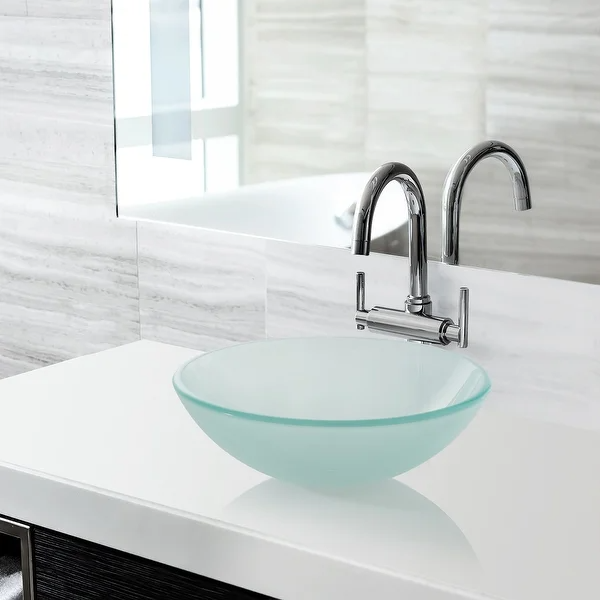 Overstock Com Online Shopping Bedding Furniture Electronics Jewelry Clothing More In 2021 Glass Vessel Sinks Modern Bathroom Sink Glass Bowl Sink