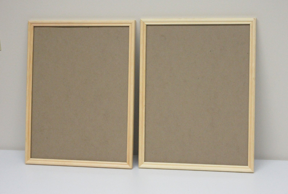 Picture Frame Unfinished Pine 12 X 16 2 Pack Etsy In 2020 Picture Frames Wood Picture Frames 12x16 Frame